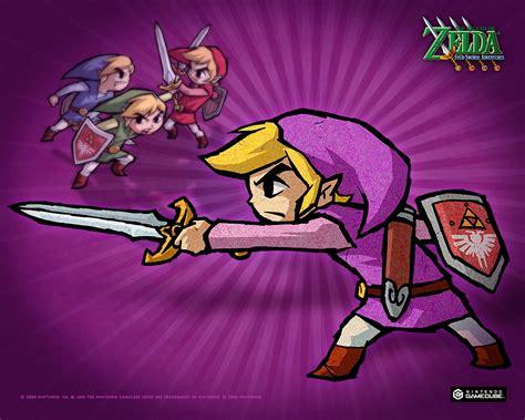 legend of four swords the legend of four swords adventures