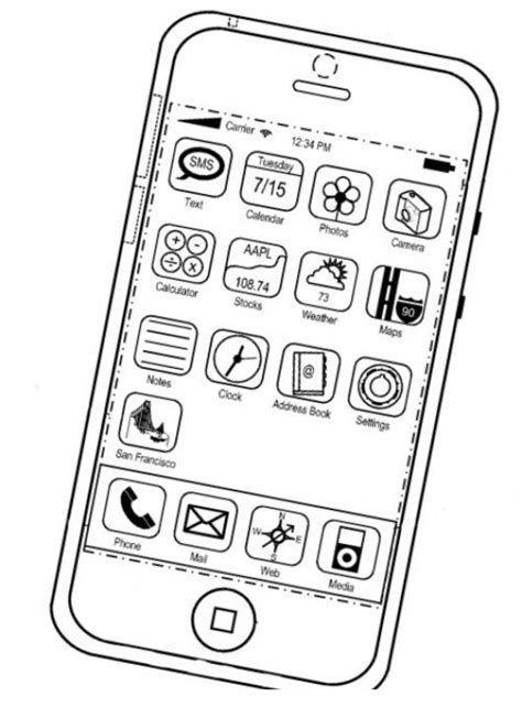 coloring page of iphone iphone 6 cover coloring page bltidm