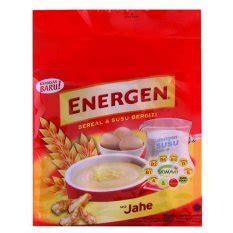 Energen Vanilla Bag 10 X 30 Gr jual makanan sarapan terbaik terlengkap lazada co id