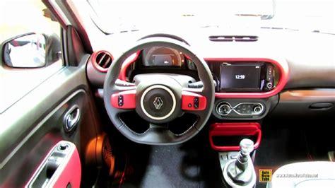renault twingo 2015 interior 2015 renault twingo at 2014 geneva motor show
