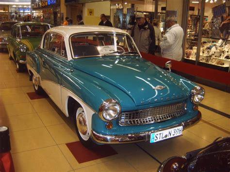 Wartburg Auto Leistung wartburg 311 coup 233 hubraum 991 ccm baujahr 1962