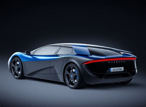 Where Are Tesla Cars Built The Elextra Is A Swiss Designed Electric Supercar Built To