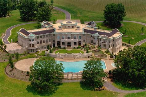 Holyfield House by Why Rick Ross Really Bought Evander Holyfield S Mega