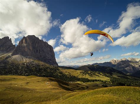 italy picture dolomite photo national geographic dolomites paraglider italy
