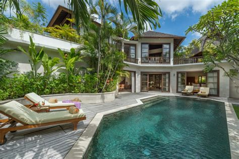2 Bedroom Luxury Villa With Private Pool No 0 Seminyak Villa Kubu