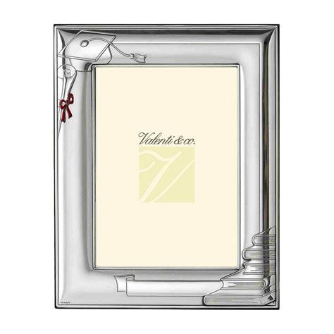 cornici per laurea cornice portafoto in argento per laurea 13x18 gioielloro