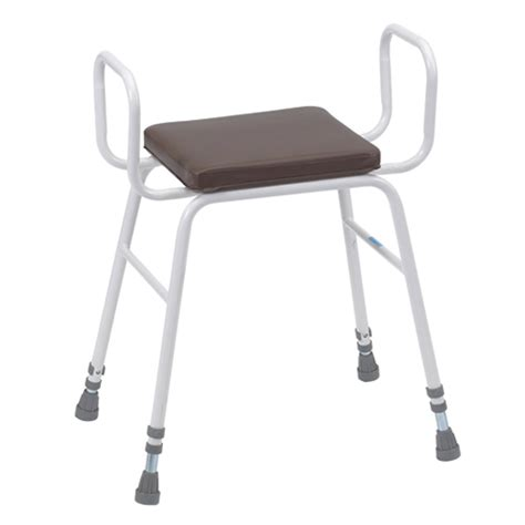 Height Adjustable Perching Stool by Perching Stool Adjustable Height With Arms Perching