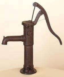 wasserhahn pumpe water used as sink faucet i want this for my