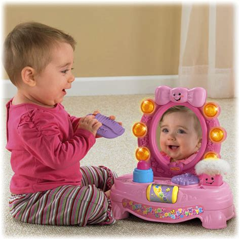 Fisher Price Laugh And Learn Vanity by Laugh Learn Magical Musical Mirror
