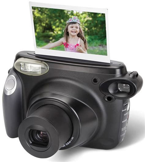 instant photo turn back time with the instant photo printing