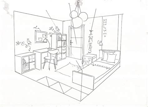 Chambre Ado Dessin by Am 233 Nagement D 233 Corationformule Am 233 Nagement Am 233 Nagement