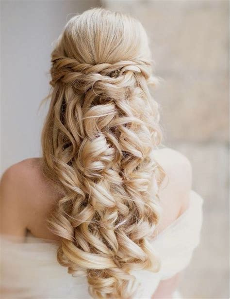 Wedding Hairstyles No Curls by Must See Spiral Curl Hairstyles For Brides Mon Cheri Bridals