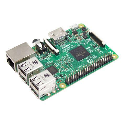 Transparent Raspberry Pi Model B raspberry pi 3 model b newest version pi supply