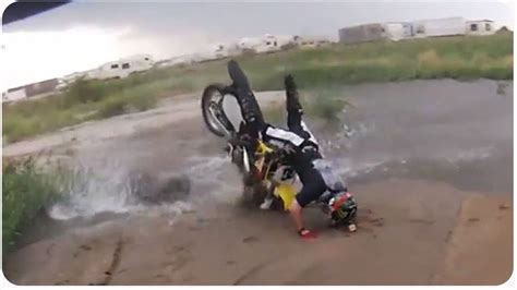 Dirt Bike Sweepstakes - funny dirt bike fail stick in the mud speed society