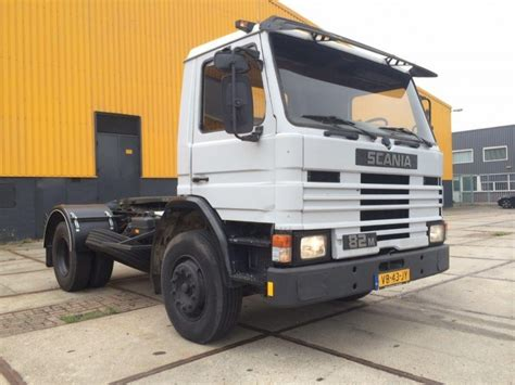 scania 82m steel low mileage dpx 5145 tractor