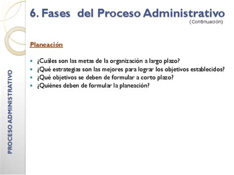 control administrativo fases proceso administrativo monografias com