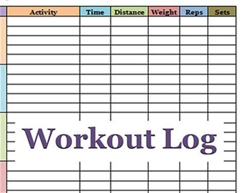 printable calendar log printable workout log new calendar template site