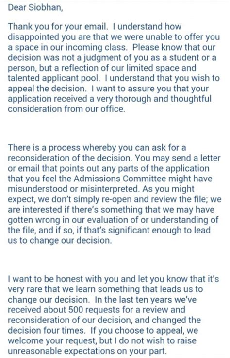 Rejection Letter Duke Responds To Duke Rejection Letter With A Rejection Of The Rejection Barstool Sports