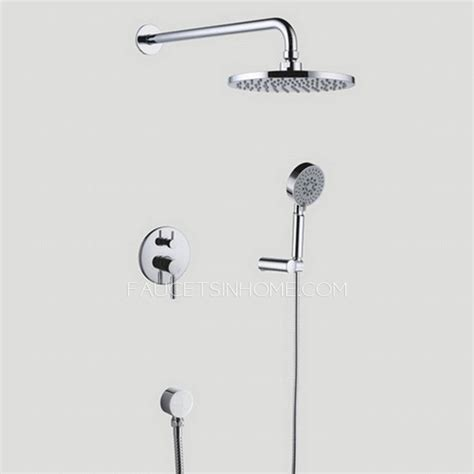 Touchless Kitchen Faucets by Simple Design Modern Wall Mounted Shower Faucet