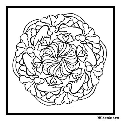 Free Coloring Pages Of Mandala Designs Coloring Pages Mandala Designs