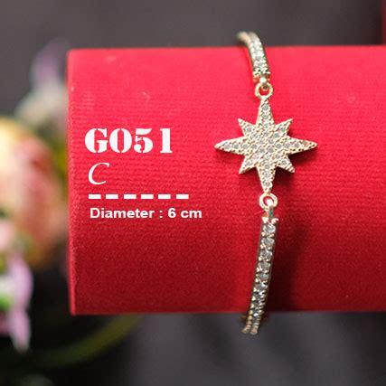 Gelang Anak Xuping By Mds Shop gelang xuping original g051 fika shop
