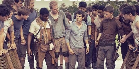 maze runner film tnt village quot the maze runner quot raced to first place at the phils box