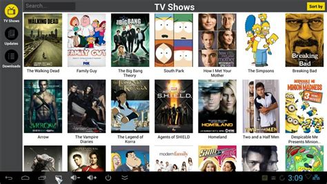 androids tv show top 15 best android apps to tv shows 2018