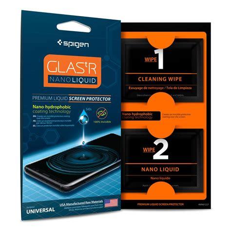 9h Nano Liquid Screen Guard Protector Zte V5 Pro 3 universal screen protector quot glas tr nano liquid quot spigen philippines