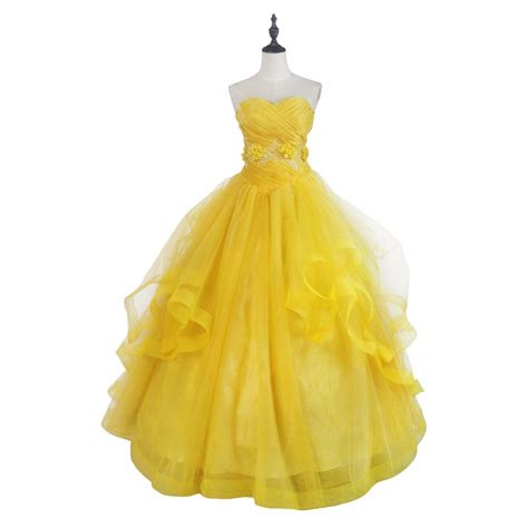 01 Princess Dress compare prices on yellow dress shopping buy