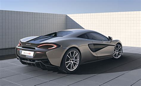 2016 mclaren 570s coupe photos specs and review rs
