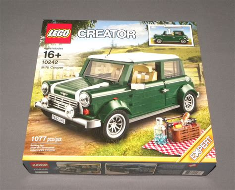 Car Minny Set 5in1 lego mini cooper set 10242 creator expert green car vehicle convertible new ebay
