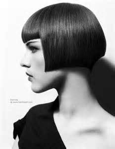 graduated bob with side parting and fringe 14 best images about the bob on pinterest shorts models