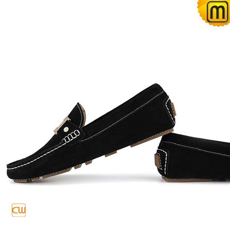 loafers black mens casual leather loafers for cw713125