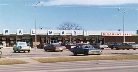 pleasant family shopping july 2 1962 the first walmart opens