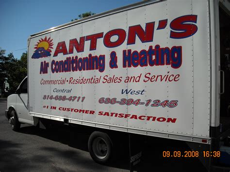 Plumbing Companies St Louis by Anton S Air Conditioning And Heating Louis Mo