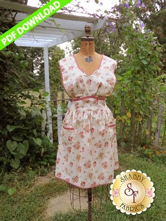 top 28 shabby fabrics apron pinterest the world s catalog of ideas apron love f l o r a l
