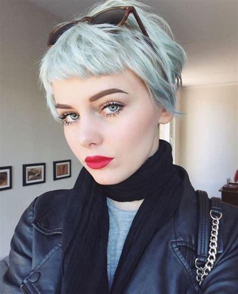 lea seydoux pixie cut 30 best short hairstyles for fine hair popular haircuts