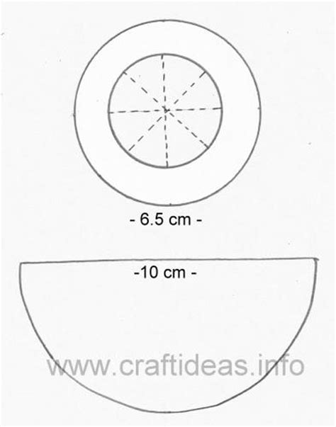 paper witch hat template crafts paper witch hat template