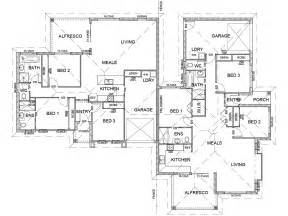 Corner Lot Duplex Plans by Duporth Sunvista Homes