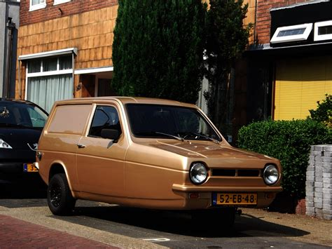 reliant robin the reliant robin the dumbest car made