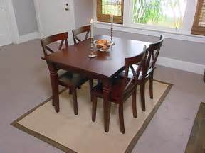 Area Rug For Dining Room Table Dining Table Area Rug Dining Table