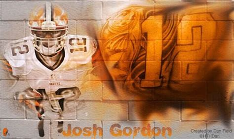 josh gordon back tattoo josh gordon nfl