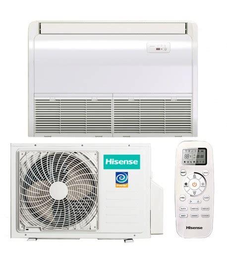 climatizzatori a soffitto vendita climatizzatore hisense pavimento soffitto inverter