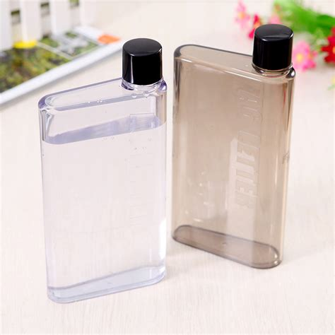 Botol Minum Memo 350ml Memobottle A6 Letter Reusable Water Bottles 350ml Botol