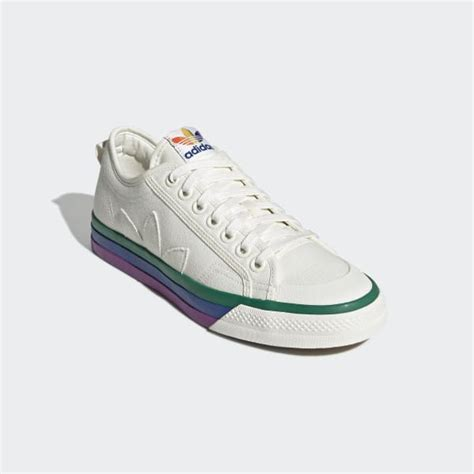 adidas nizza pride shoes white adidas singapore