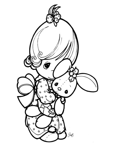 valentine angels coloring pages precious moments coloring pages bestofcoloring com