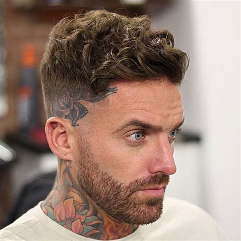 Curly Hairstyles Thick Hair Fade Haircut 50 Best Curly Hairstyles Haircuts For 2019 Guide