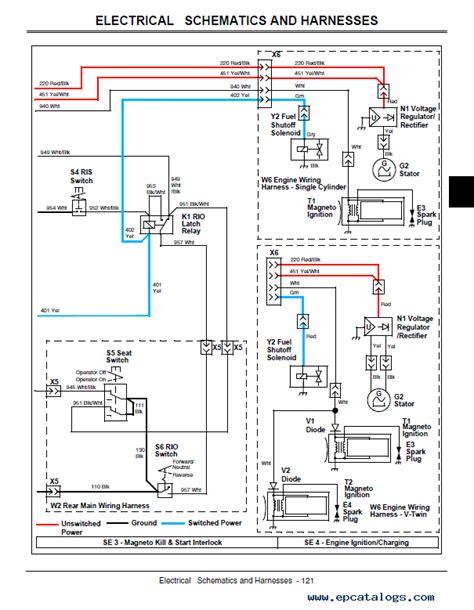 la 140 deere wiring diagram wiring diagram schemes