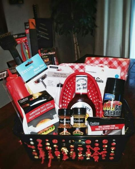 32 homemade gift basket ideas for men food groups group