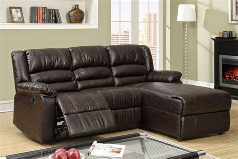 leather reclining sectional sofa with chaise image leather reclining sectional sofa with chaise